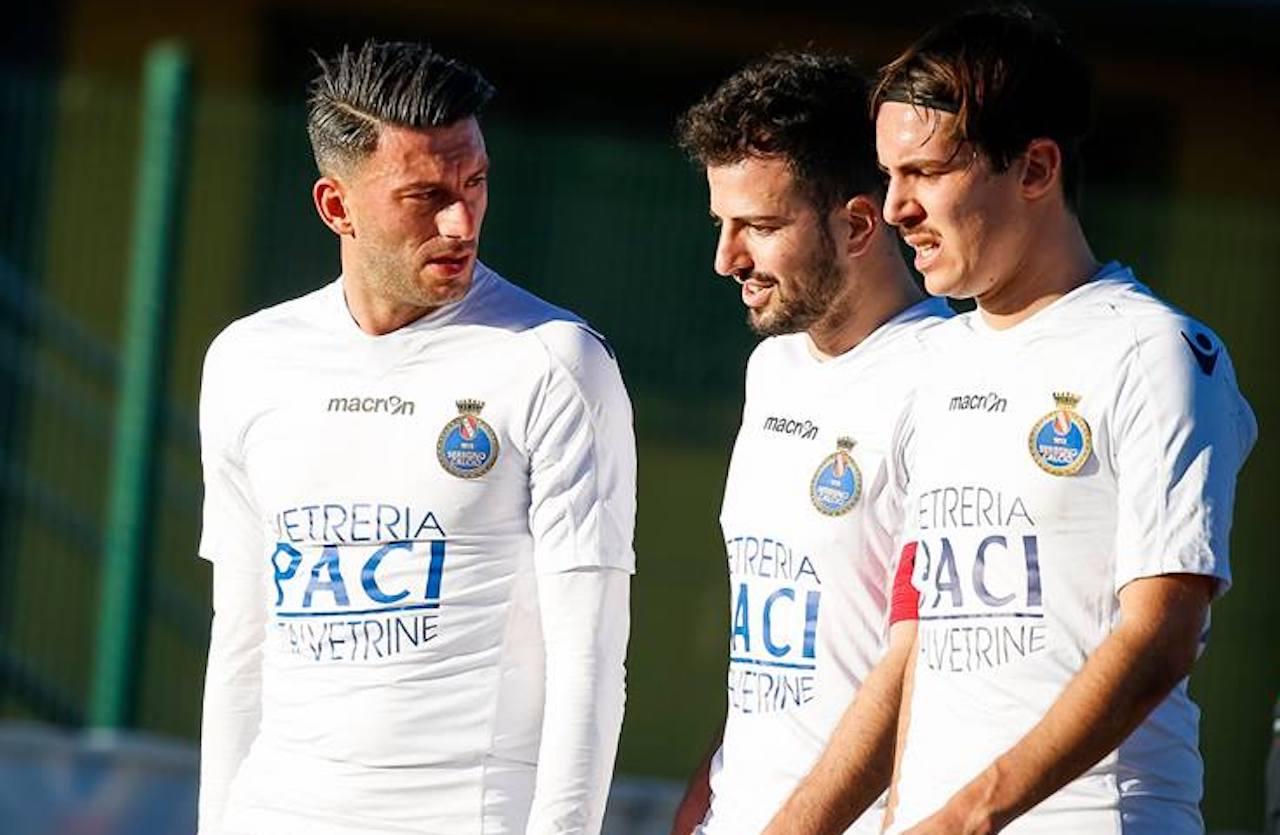 Tre giocatori del Seregno