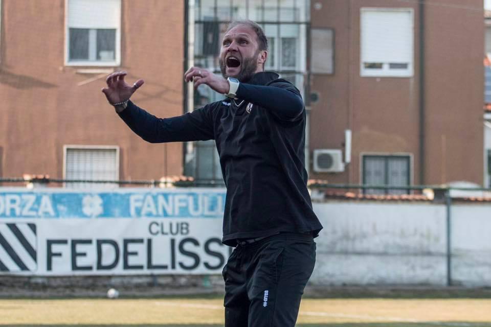 Serie D | UFFICIALE Clamoroso al Fanfulla, Andrea Ciceri torna sulla panchina del Guerriero