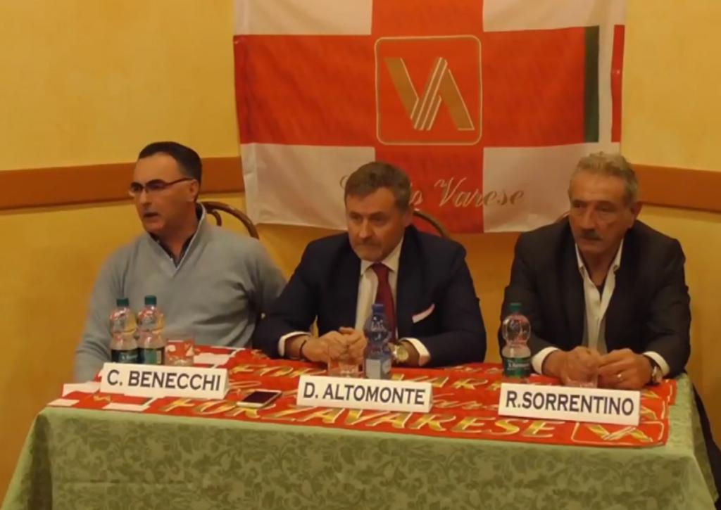 Eccellenza – Ancora nubi nere sul Calcio Varese, Domenico Altomonte rinuncia all'acquisizione della società