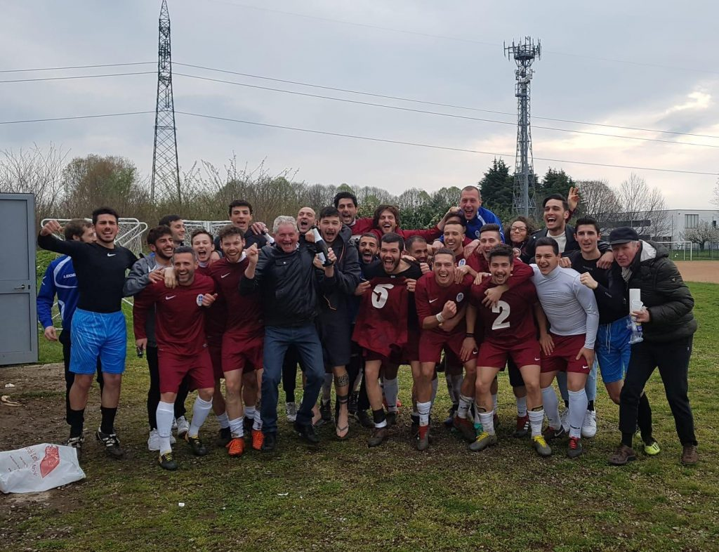BePi Calcio Club – Prima Categoria B: celebriamo la vittoria del campionato del Cabiate!