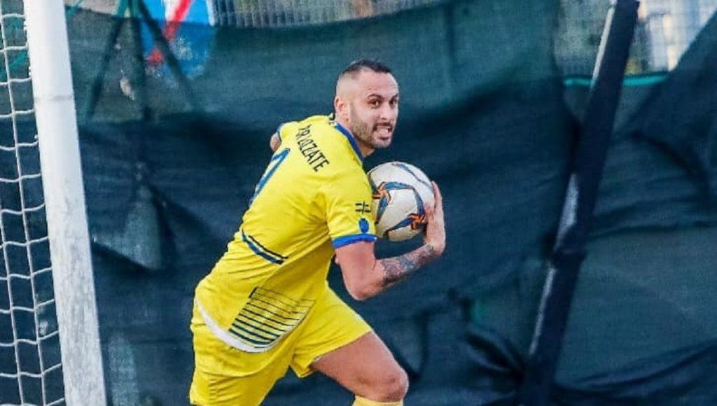 Eccellenza   Lazzate ritrova il suo bomber, Andrea Gambino torna in gialloblu