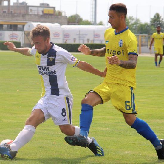 Ciliverghe - Serie D Coppa Italia