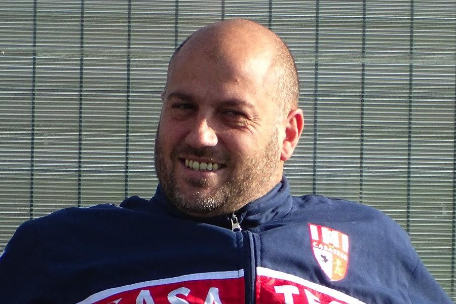 Coppa Italia Eccellenza, Danilo Tricarico il mister della Casatese