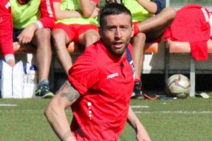 Luca Lovece, nuovo attaccante del Muggio?\Luca Lovece, nuovo attaccante del Muggio