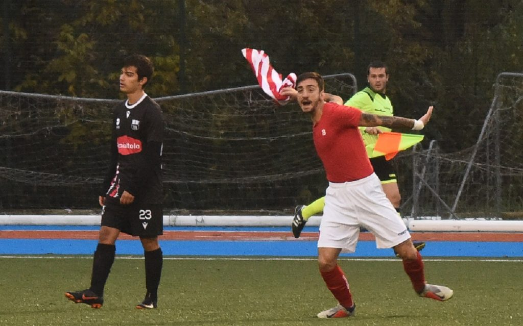 Eccellenza | Giuseppe Torraca un lupo affamato di gol: da Gelbison a Caprino, è nuova rinascita al Busto 81