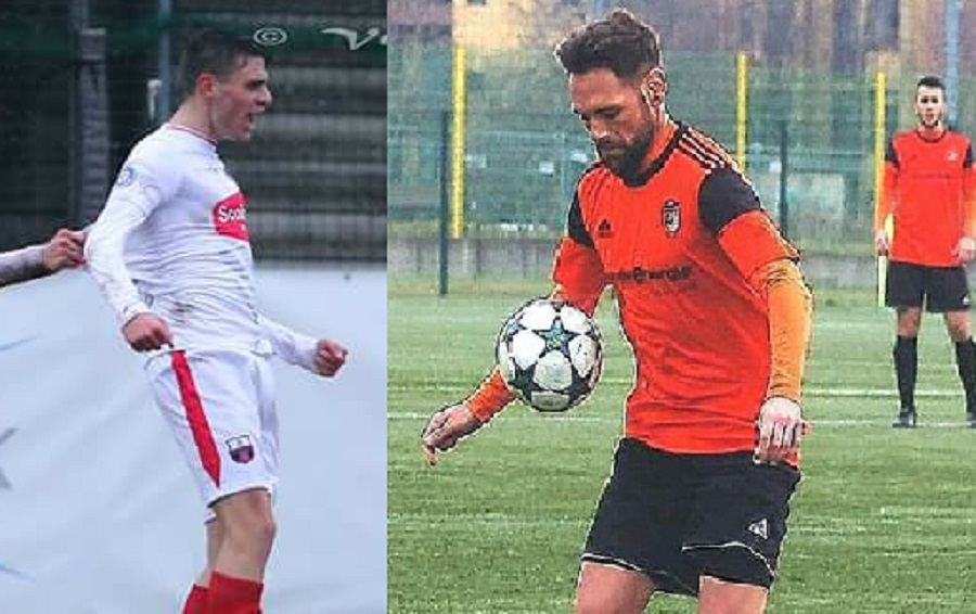 Bepi Calcio Club Eccellenza   Una puntata da fosforo in mediana con Gabriele Castelnuovo e Vittorio Vitulli
