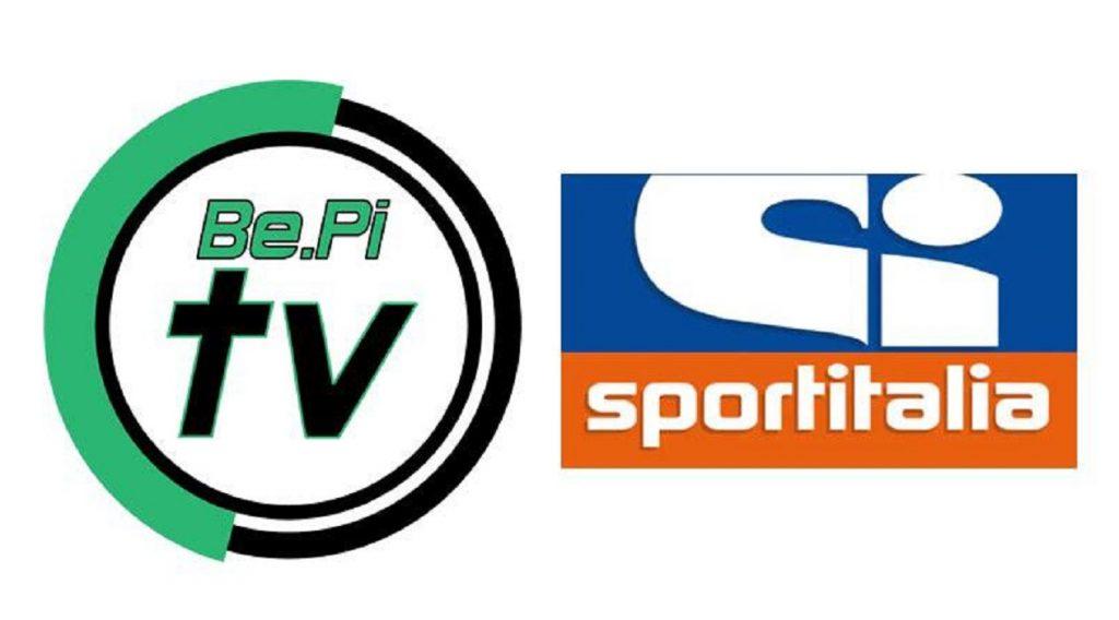 Be.Pi Sport sempre più su, al via la partnership con Sportitalia: dal weekend la nostra programmazione sul digitale