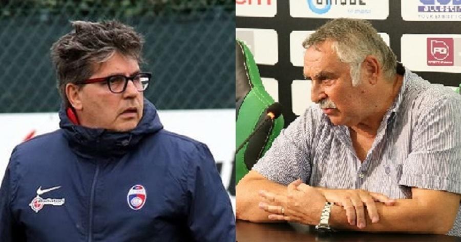 BePi Calcio Club Serie D   Salvatore Asmini e Roberto Venturini: puntata a tutto campo