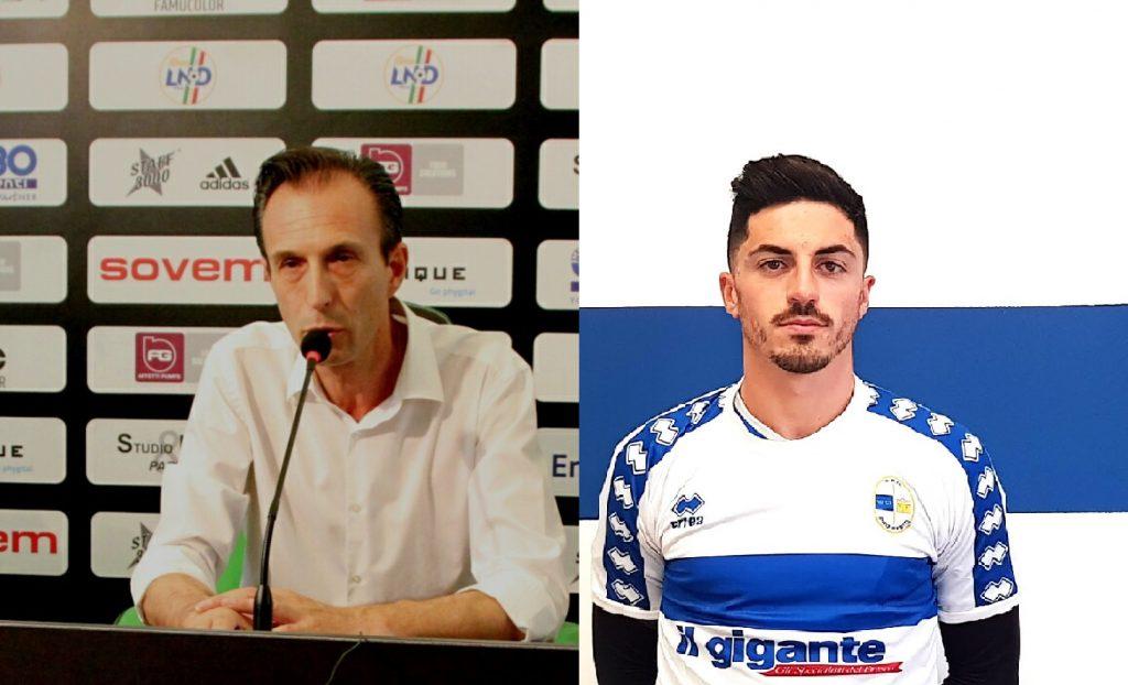 BePi Calcio Club Serie D: Alberto Affetti e Alessandro Tascini, puntata da numeri uno e bomber