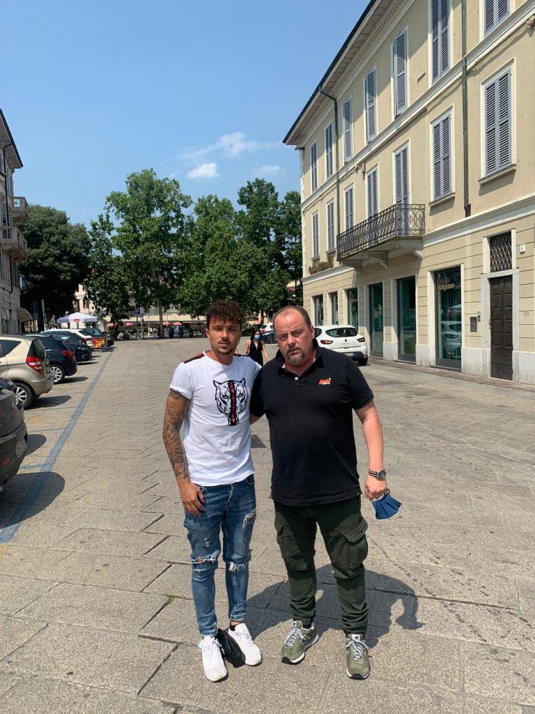 Pavia, è fatta anche per Michael Corio