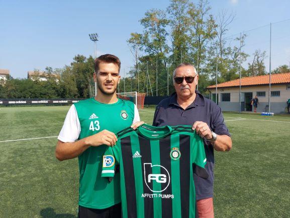 Castellanzese, un nuovo attaccante dal Piemonte