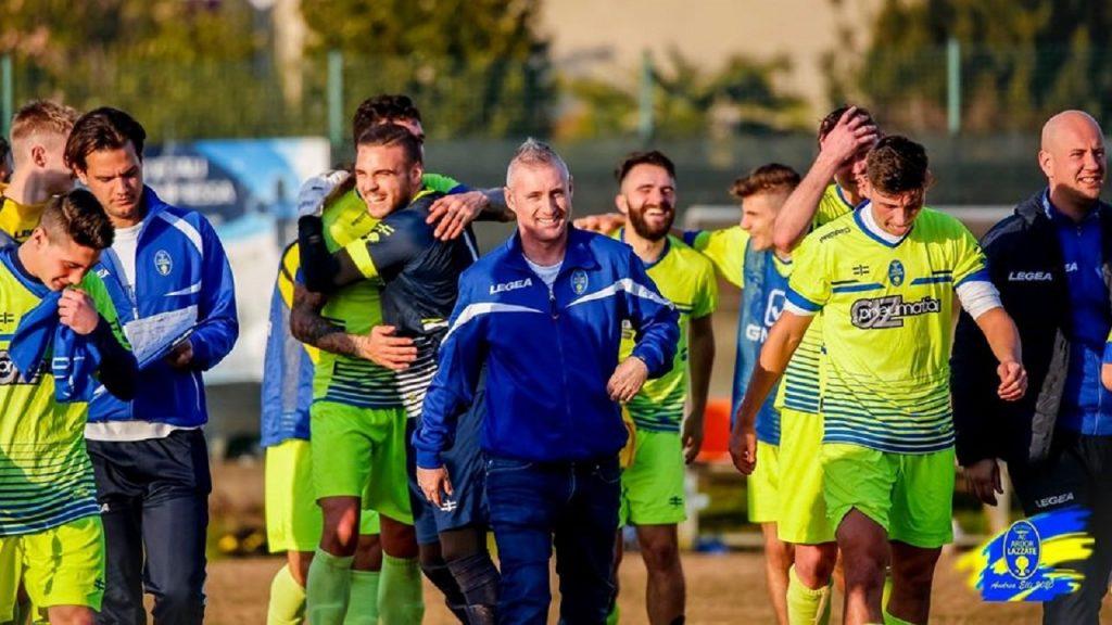 Coppa Italia Eccellenza: cappotto Lazzate! Pavia di rigore, agli ottavi anche Varesina e Sestese