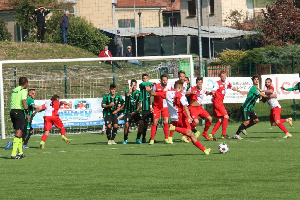 Serie D, 7^ giornata: Mazzoleni sfida il Legnano. Riflettori sui debutti di Cotta e Longo